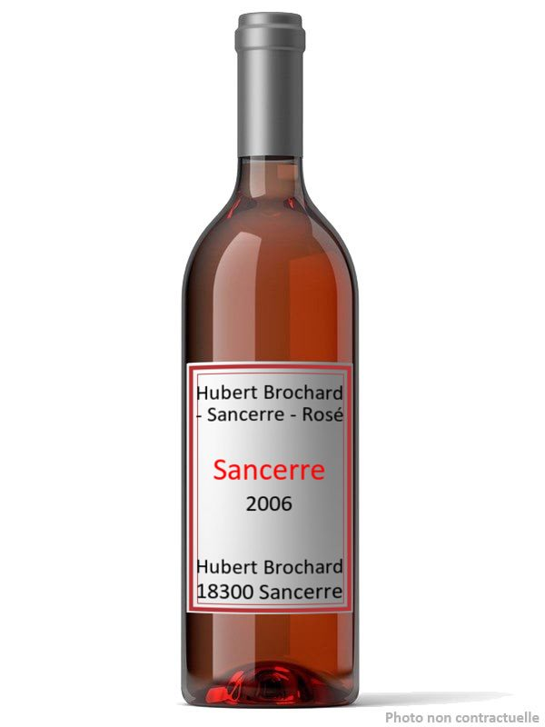 Hubert Brochard - Sancerre - Rosé 2006
